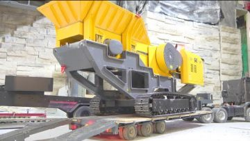 RC STONE CRUSHER SC 80! 80t MACHINE WITH HEAVY ENGINE POWER! 最佳 RC 2020