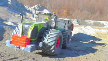 CLAAS XEREON 5000 Rc! STRONG AND UNIQUE KIROVETS K 700 6X6