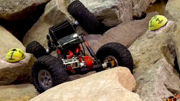 RC ADVENTURES – TEDS GARAGE – RC ROCK CRAWLER Competitions!