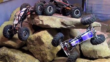 RC ADVENTURES – TOP DOLLAR ROCK CRAWLERS – TEDS GARAGE