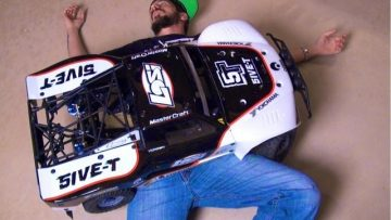 RC 冒险 – LOSI 5IVE T KILLS ME!  IT'S Incredible! A Great Unboxing Video