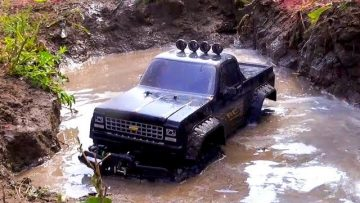 RC AVONTUREN – TTC 2012 – Eps 3 – SWAMP RUN – Scale 4×4 Truck Challenge
