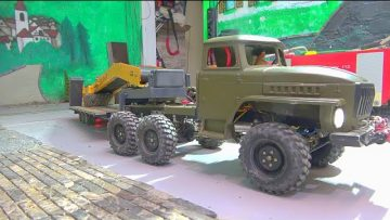 NEW RC MODELS 2020! ONE OF 8 NEW MODELS! HEAVY R970 WITH DESTROYER! OR7 1100 CRANE TRUCK