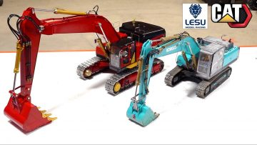 "FINAL RESULT! PROJECT: ""JOHNSON"" LESU CAT 374 FL EXCAVATOR BV 5 – Mixing Tutorial 