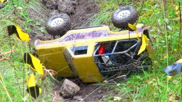 RC ADVENTURES – Ttc 2013 – HiLL CLiMB – 4X4 Tough Truck Challenge
