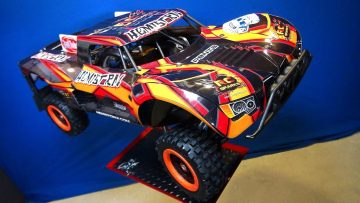 RC EVENTYR – Projekt: Store 2.0 – Episode 600 Celebration! CUSTOM LOSi 5T