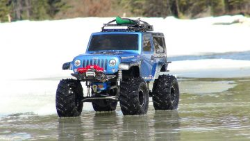 RC EVENTYR – Jeepin' in the Beast 4X4 Wrangler Rubicon