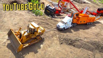 "YouTube ЗОЛОТО, EH?! (S3 E8) – TOW JOB & PAYDAY"" COMES: SAFETY 19th GOLD MINE PRIORITY 