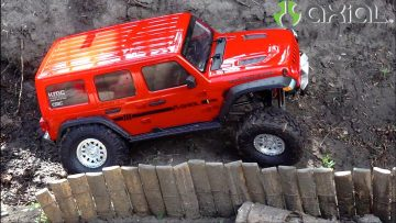 BEST TRAIL TRUCK of 2020!? GAME CHANGER Axial SCX10 3 Jeep Wrangler Rubicon JLU RTR! | RC ПРИКЛЮЧЕНИЯ