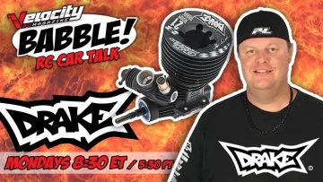 Babble #13 – Win an engine break in! We talk with Adam Drake about stuff