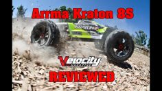 Arrma Kraton 8S Review – X-Maxx Beater? Velocity RC Cars Magazine
