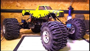 RC 冒险 – WHAT HAPPENED?! 1/4 Scale KiLLER KRAWLER 2