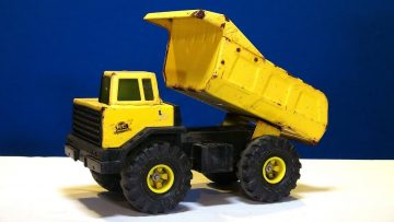 RC ADVENTURES – Radio Controlled Tonka Dump Truck