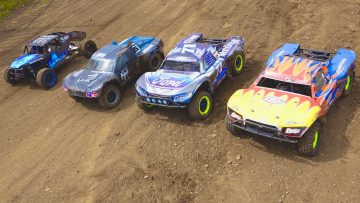 RC AVANTURE – LiTTLE DiRTY 2016 Canadian Large Scale Mixed Class Racing Day – Track, Test & Tune