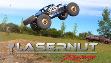 """LASERNUT"" is NOT an ADULT THEMED MOViE, НО ДОЛЖНО БЫТЬ! LOSI 4WD U4 K.O.H RACE BUGGY 
