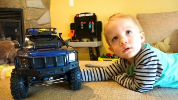 AVENTURAS RC – Father & Son Time – Komodo 4×4, King Shocks Swap & Configuración