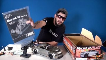 RC ADVENTURES – HPI Sprint 2 Flux – 1/10th Scale Touring – I want to DRiFT Wit' Es!