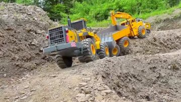 BEST OF RC – OUTDOOR MINE! BIG AND AWESOME RC CONSTRUCTION!