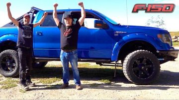 I GIVE a Friend a FREE FORD F150 FX4 PICKUP TRUCK & CHANGE HIS LIFE! | RC 冒险