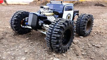 AVENTURES RC – New Sheriff in Town – Dual Motor Traxxas Summit 1/10th Scale MT