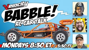 RC Babble #22 – We talk about some new releases and more