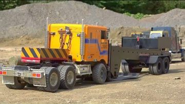 VOLVO L250 GS! HEAVY RC TRUCKPULLING! COOL RC TRUCKS IN ACTION