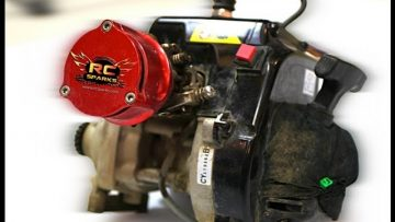"RC AVANTURE – Project: ""LARGE"" / LOSi 5T (PT 4) Look inside a 5th Scale 26cc Gas Engine"