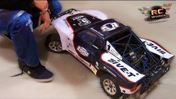 "RC AVANTURE – Project: ""LARGE"" / LOSi 5T  (Dio 1) Axis RC Stand"