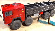 I GOT LUCKY! Have you seen this 8×8 MAN Truck Before? | AVVENTURE DI RC