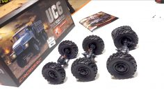 THE BUILD UP – UC6  6×6 OFF ROAD TRUCK (PT 2) | RC ADVENTURES