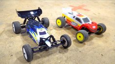 RACING el nuevo WATERPROOF LOSI MINI B (BUGGY) es divertido! ($150) | AVENTURAS DE RC