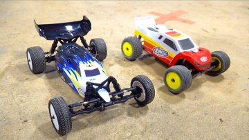 RACING the new WATERPROOF LOSI MINI B (BUGGY) is FUN! ($150) | RC ΠΕΡΙΠΈΤΕΙΕς