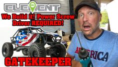 ELEMENT RC GATEKEEPER – W kuchni Dereka