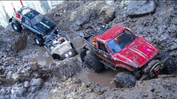 AVENTURAS RC – BACKYARD MUD PIT!
