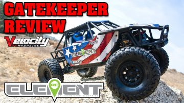 Element RC GateKeeper Review  – Is this Your KeyMaster? – VRC Magazine Review