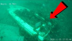 Spooky.. I find a SPEED BOAT *UNDER* the MARiNA DOCK. FiFiSH V6 ROV | RC AVENTURI