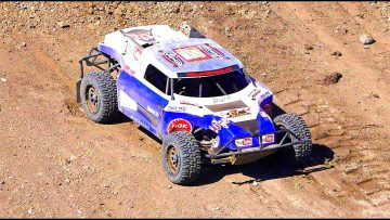 RC ADVENTURES – 12s Lipo 44.4v LOSi e-5T – 1/5 scale 4×4 Race Truck