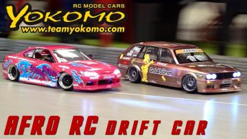 AFRO RC YOKOMO YD-2 SX3 PRO DRiFT CAR BUiLD – Parte 3 | AVENTURAS RC