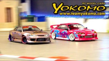 110,000 RPM AFRO RC YOKOMO YD-2 SX3 DRiFT CAR BUiLD PART 4: NiSSAN SiLViA S15 RAIJIN | AVENTURES RC