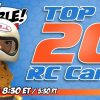 RC Babble #28 – Arriba 20 RC Cars Live Reveal