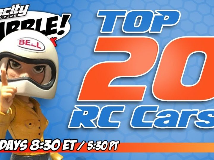 RC Pludre #28 – Top 20 RC Cars Live Reveal