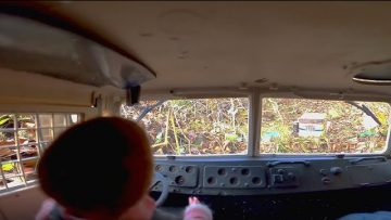 Π.χ 8 MAMMOTH DRIVE WITH JOSEF AND KLAUS! FANTASTIC INSIDE CAM AT THE MAZ 537! RC MUDRUNNER