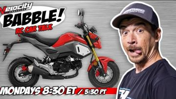 RC Babble #26 – Charlie taler D-Bag