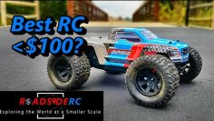 rc auto Bewertung Best RC Value Under $100?  Arrma Granit Spannung Unboxing | Test | Beitrag