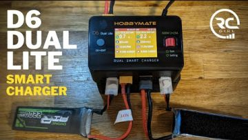 rc car Review My favorite new RC smart charger! Hobbymate D6 Dual Lite review