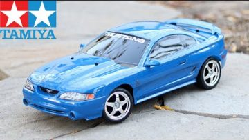 rc car Review 1995 Ford Mustang SVT Cobra R Tamiya 47430 RC | Review TT-01 4WD