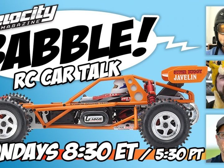 RC Babble #29 – We talk best Christmas Gifts