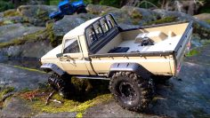AFRO gets HiS FiRST TRAiL TRUCK & it's NOT WHAT YOU THiNK! | RC AVENTURI
