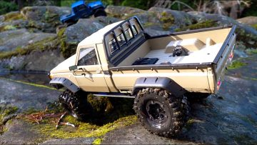 AFRO får HiS FiRST TRAiL TRUCK & it's NOT WHAT YOU THiNK! | RC EVENTYR
