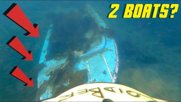 TWO BOATS Under Water?? FiFiSH V6 ROV CAMERA SUBMARINE | RC ΠΕΡΙΠΈΤΕΙΕς